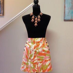 J.Crew Camo/ Mini Skirt